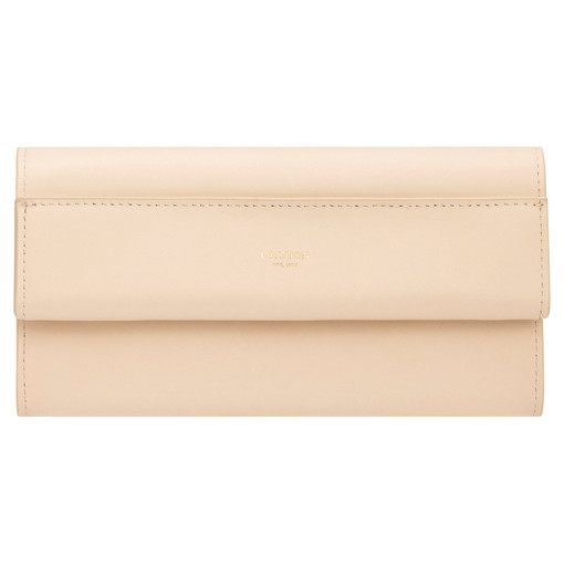Oroton Aimee High Fold Wallet in Wafer and Smooth Leather for female