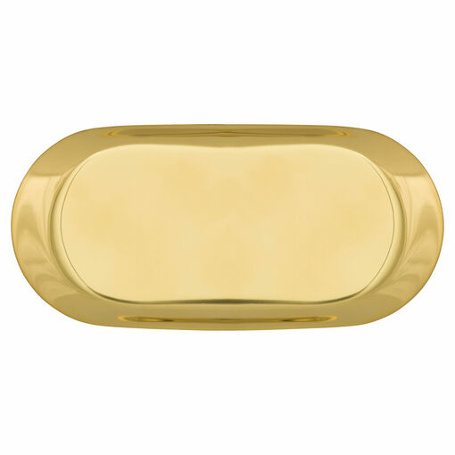 Oroton Sam Small Tray in Brass and null for female