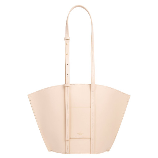 Oroton Aimee Small Tote in Wafer and Smooth Leather for female