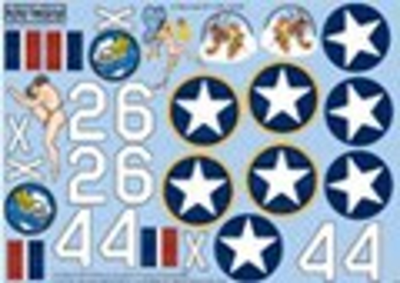 1/32 Scale Decals
