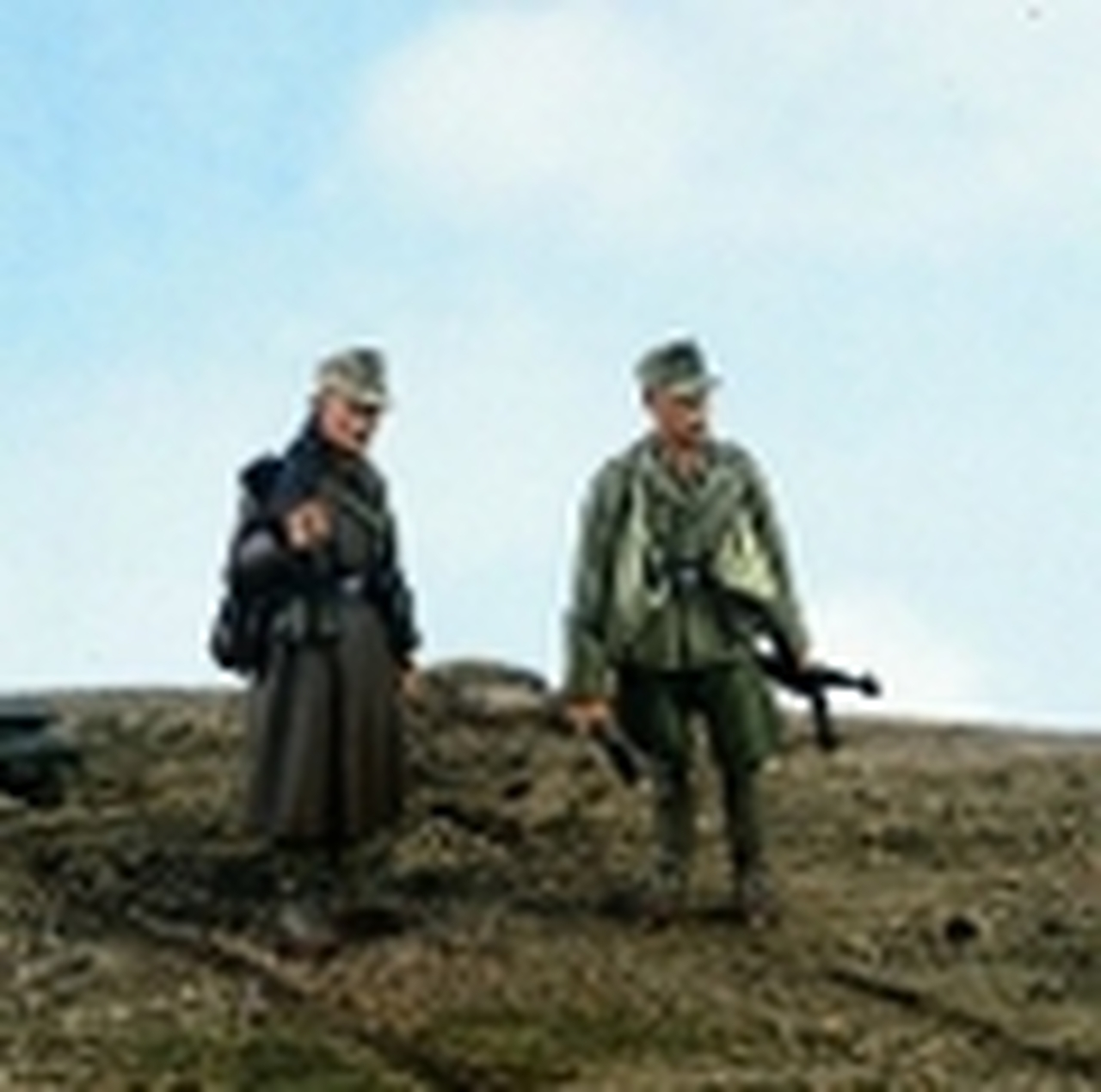 1/35 Resin Figures & Troops