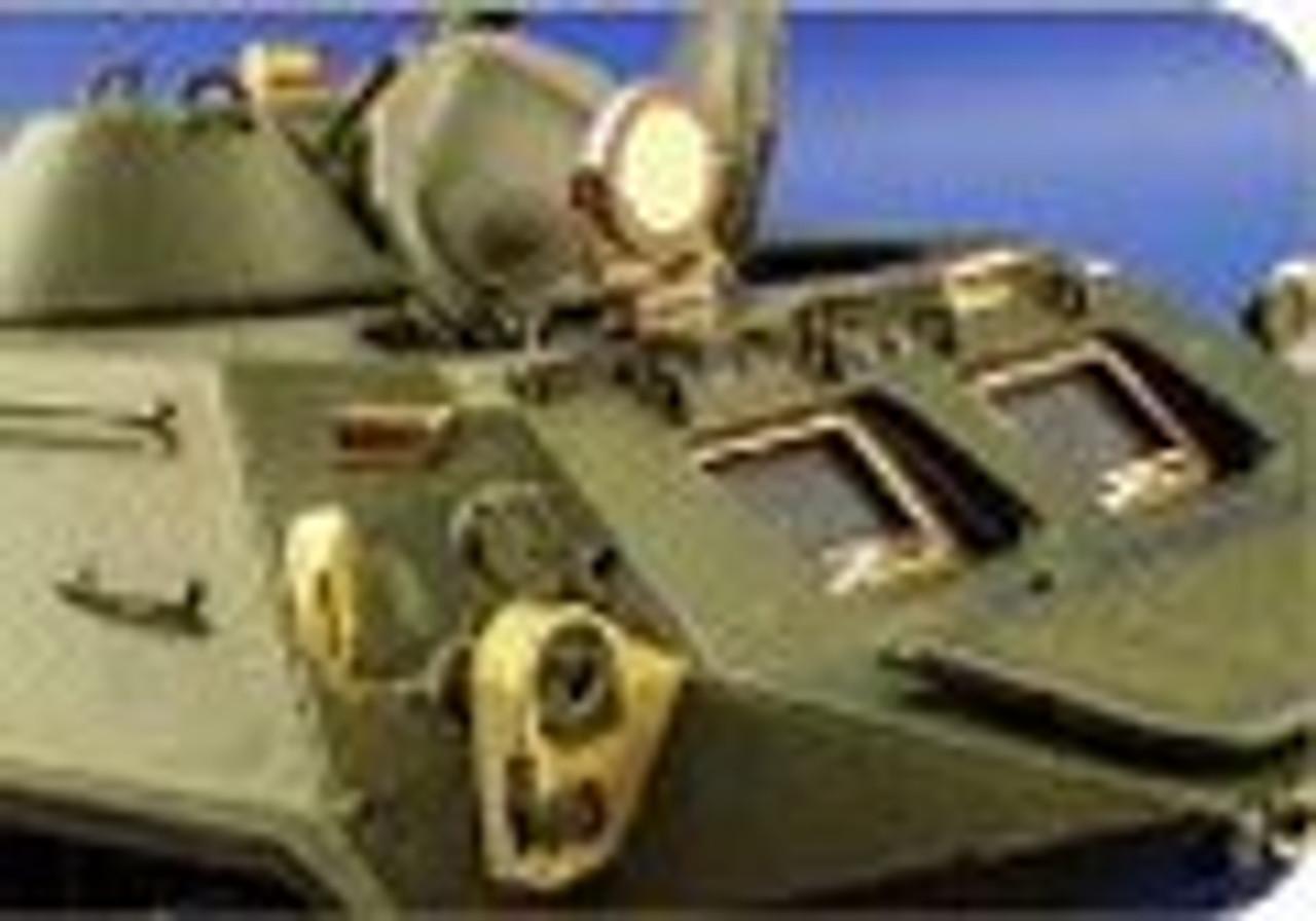 Russian Armor Updates