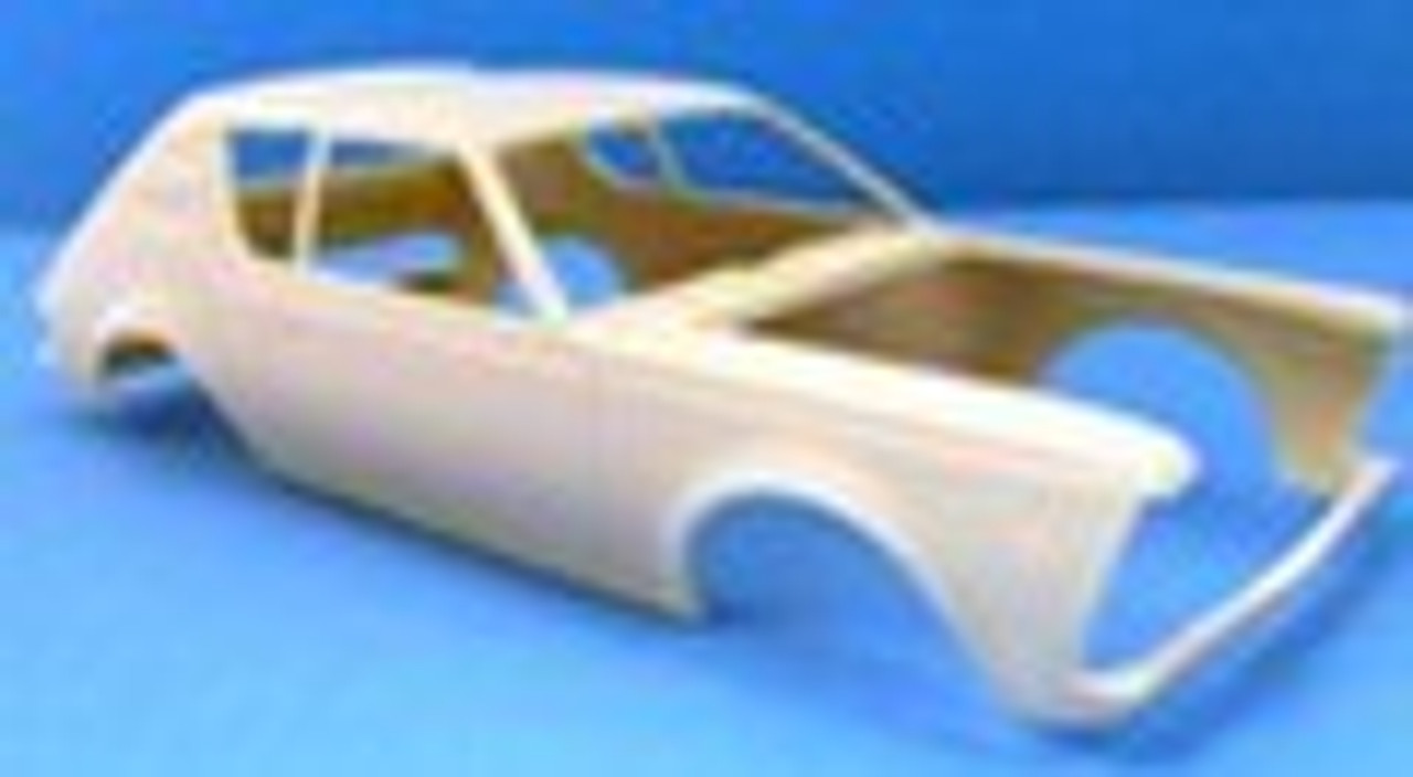Resin Car Bodies