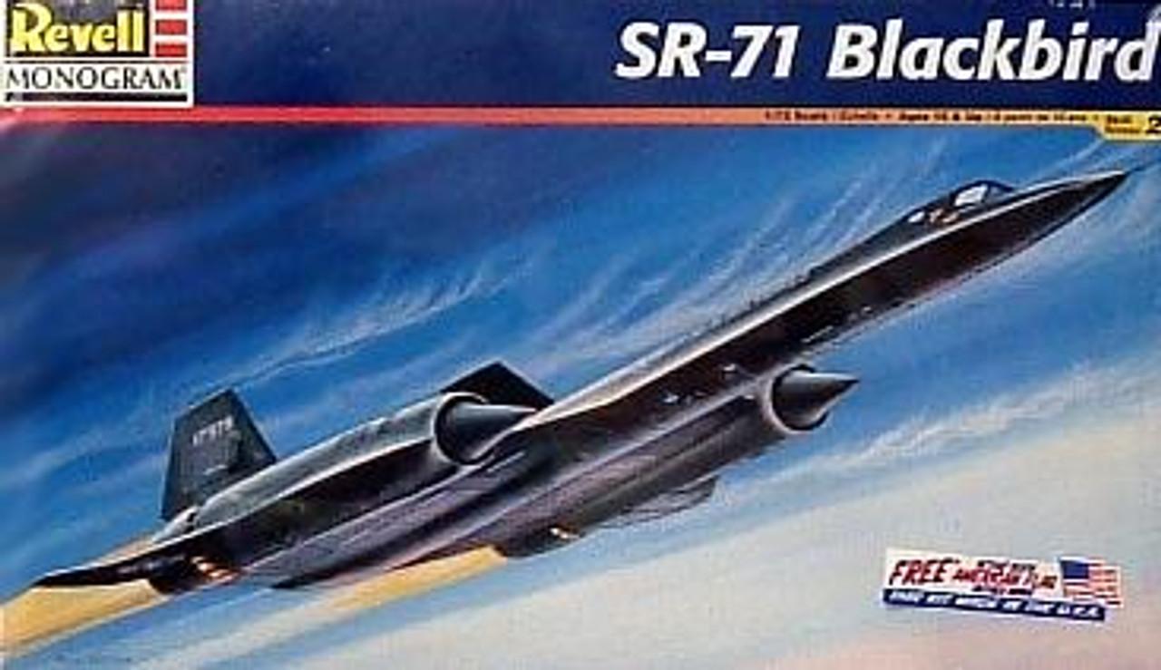 SR-71A Blackbird 1/72 Revell Monogram
