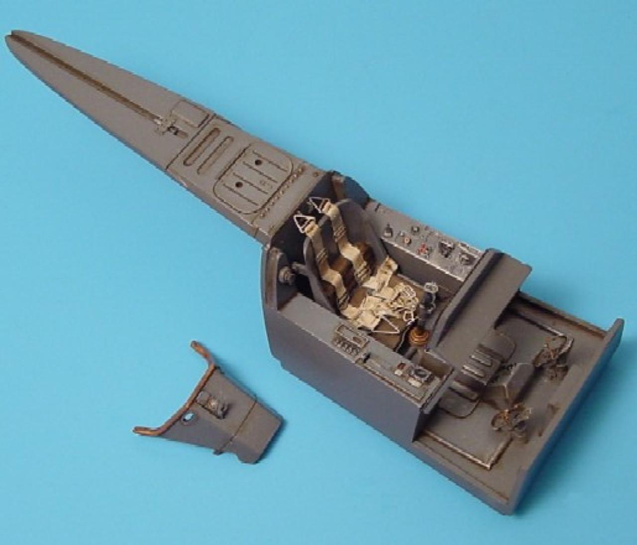 AIRES HOBBY 1//32 BF109E1 COCKPIT SET FOR EDU2103