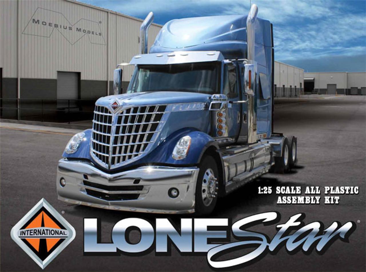 2010 International LoneStar Truck 1/25 Moebius