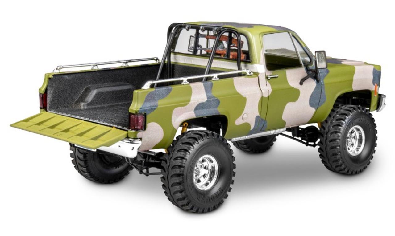 1978 GMC Big Game Country Pickup Truck 1/24 Revell-Monogram