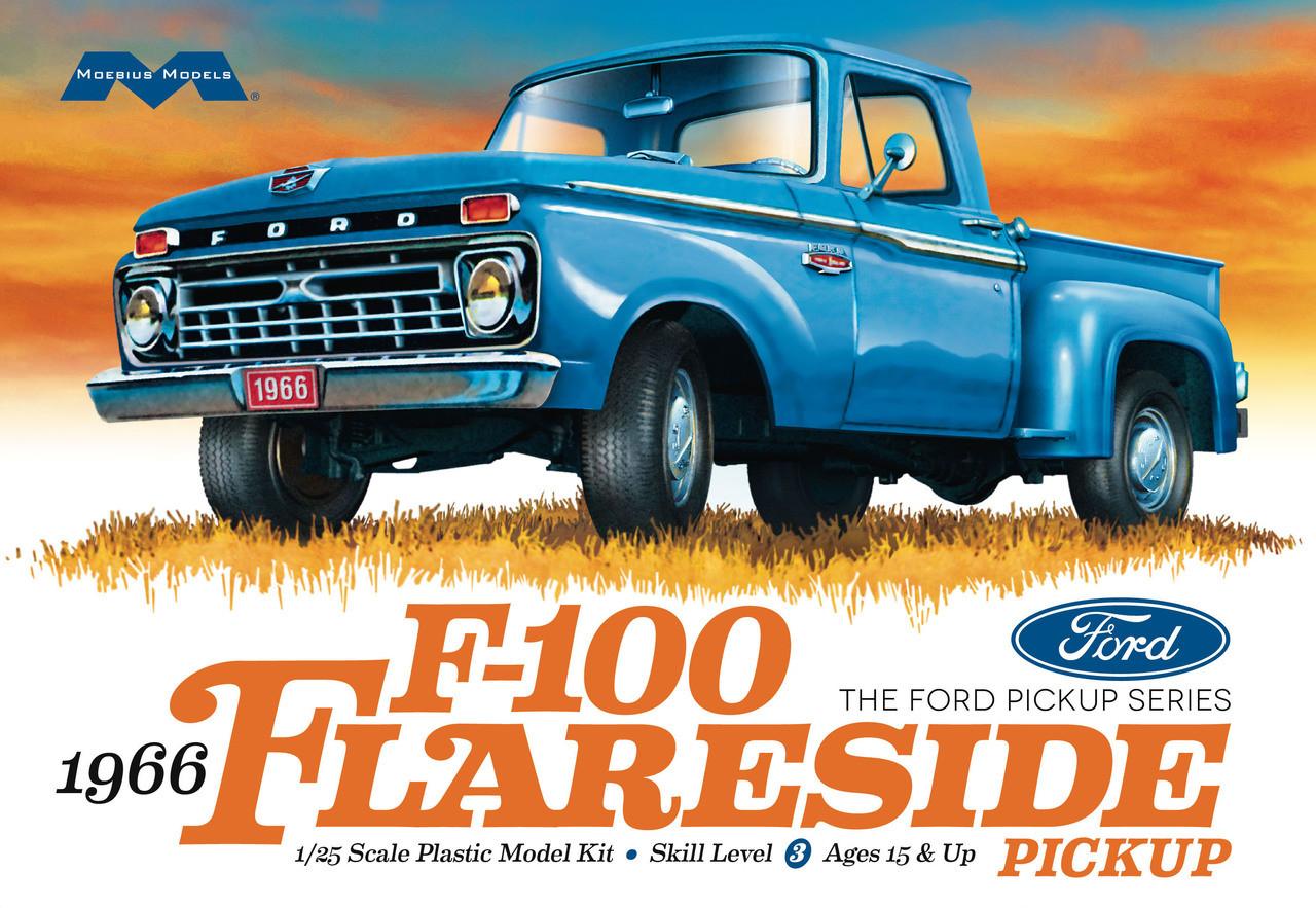 F 100 Pickup Truck
