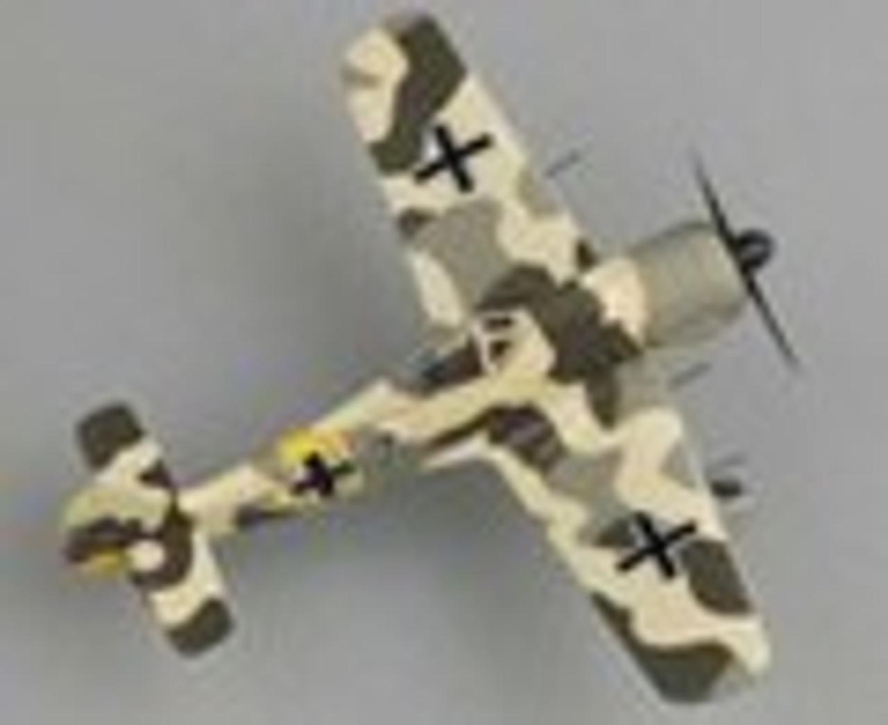 Pre-Built Aircraft