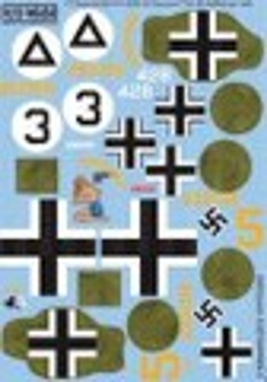 1/72 Scale Decals