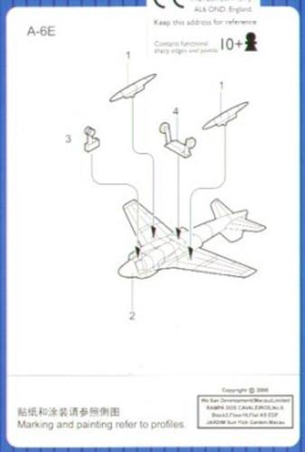 12//Bx 1//700 F//A18F Super Hornet Aircraft Set for USS Nimitz