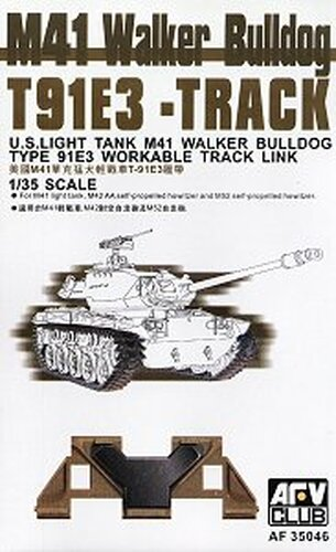 AFV 1//35 US LVT4 Water Buffalo Workable Track Links  AFV35226