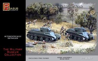 Snap Kit 1-72 Pegasus 2 J2 Soviet Heavy Tanks