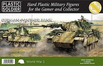 PLASTIC SOLDIER COMPANY WWII 15MM RUSSIAN T34 76//85 SPRUE