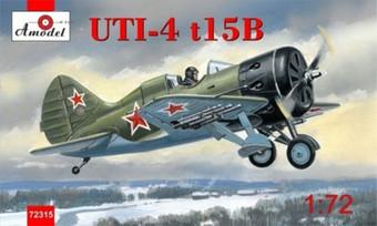 Amodel Polikarpov I-16 type 6 fighter Ski /& Missiles PC-82 Modell 1:72 kit NEU