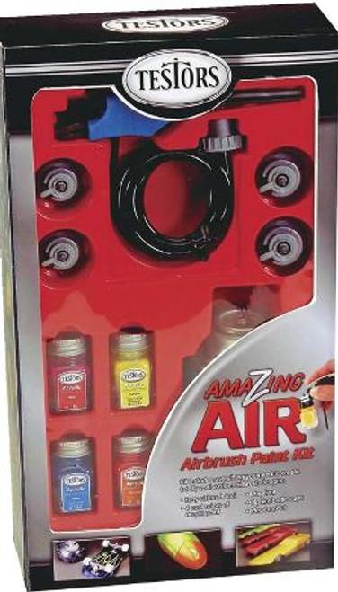 Amazing Air Airbrush Paint Set Testors