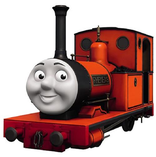 702ed664a8e Narrow Gauge Thomas   Friends Rheneas Locomotive HO Scale Bachmann Trains