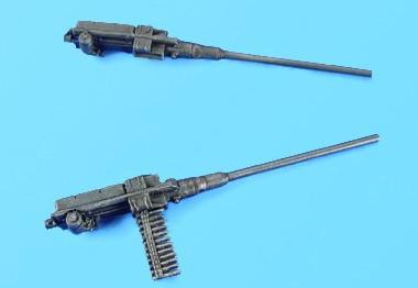 Aires 2081 1//32 German 7.92mm MG81Z Gun Resin