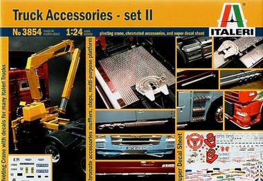 Italeri 1 24 Truck Accessories 0720S
