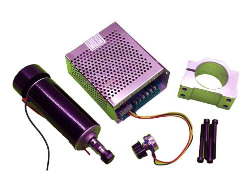 500W Quiet Cut Spindle Kit