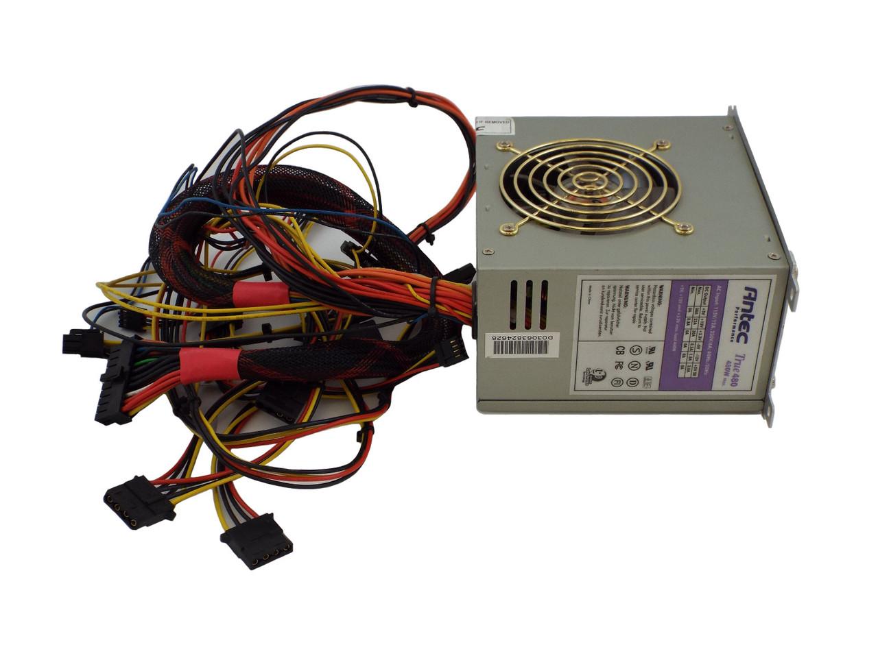 Antec True480 Power Supply 480W