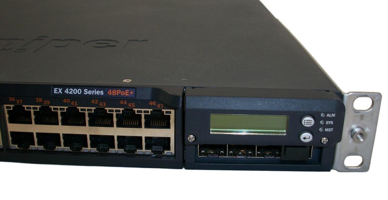 Juniper EX4200-48PX