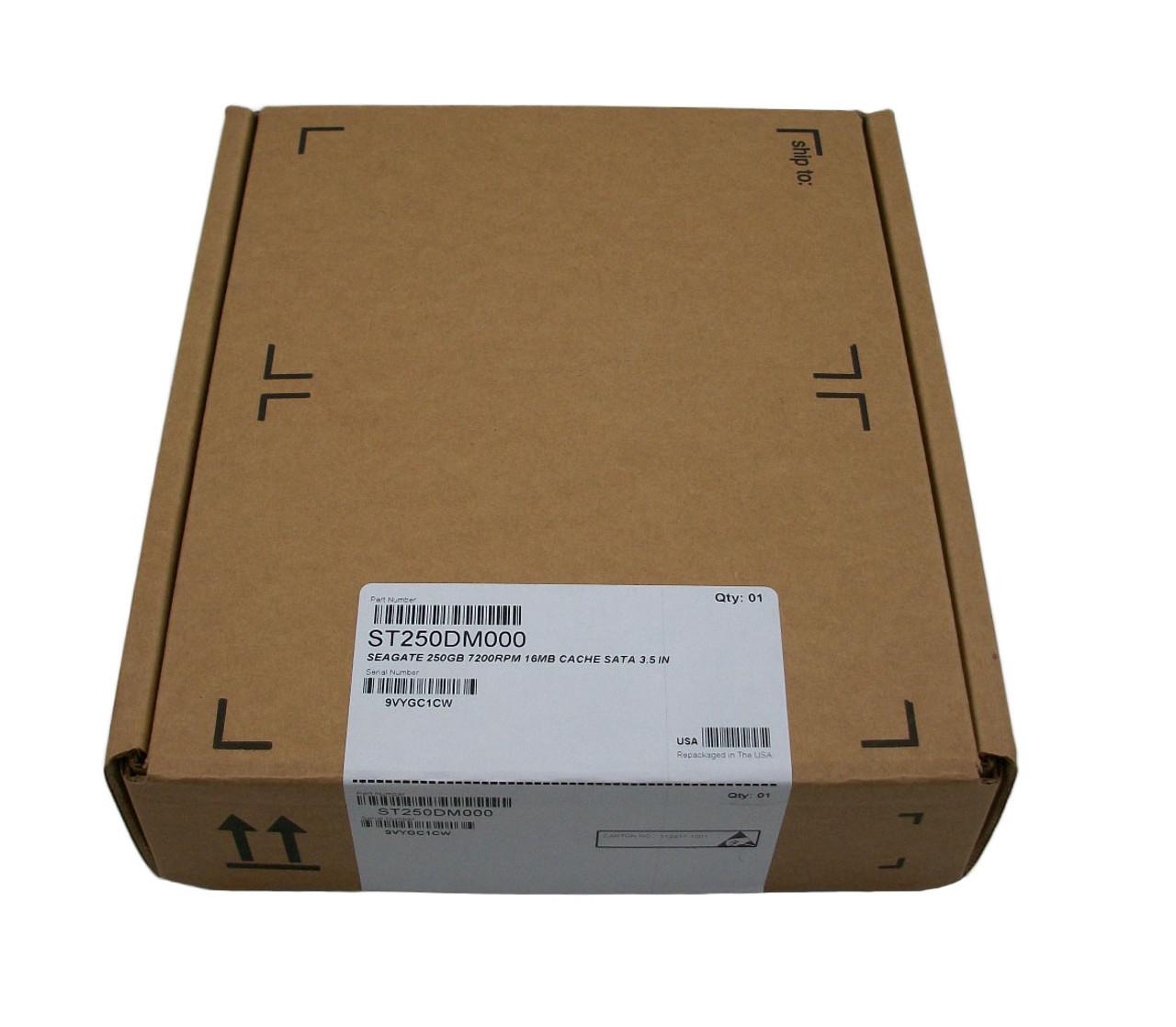Seagate ST250DM000 1BD141-021
