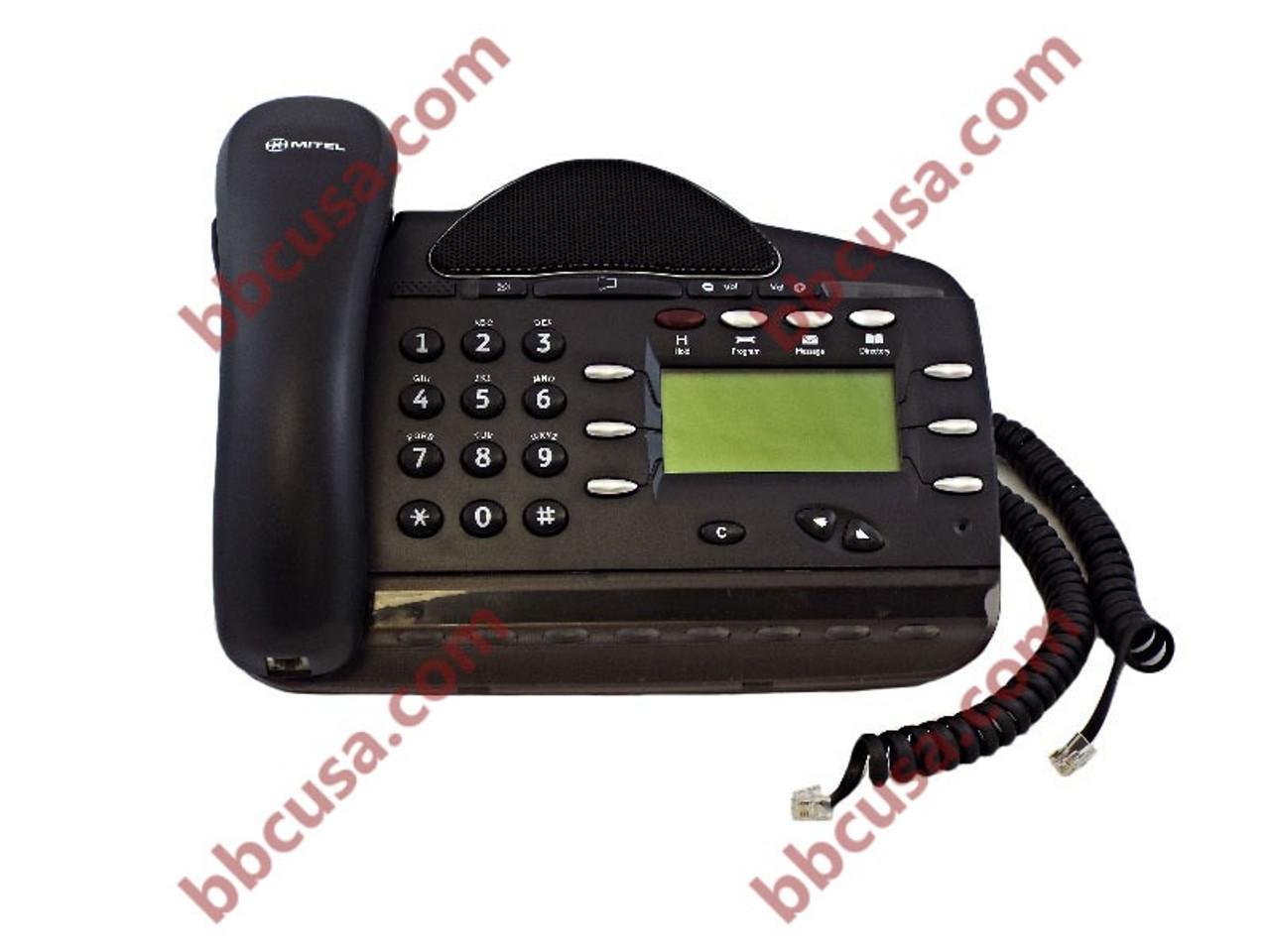 Mitel 4110 8 Button Full Duplex Phone LR5829.06200