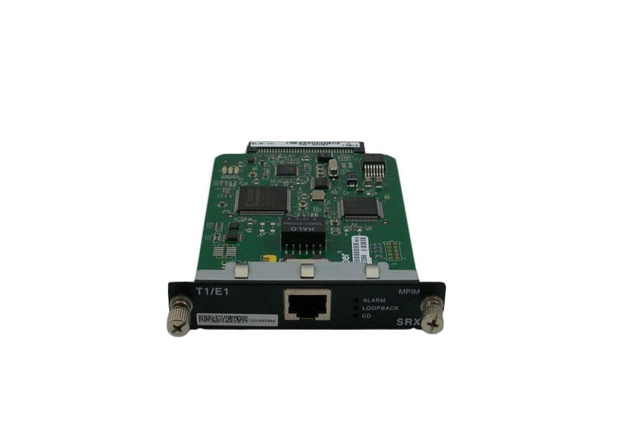 Juniper Networks SRX-MP-1T1E1
