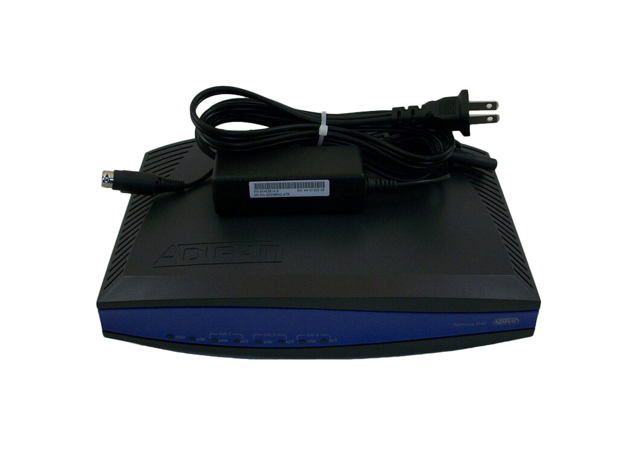 Adtran NetVanta 3140 1700340F1