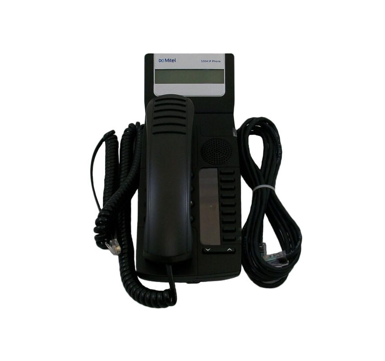 Mitel 5304 2 Line IP Phone 51011571 Rev 5.7