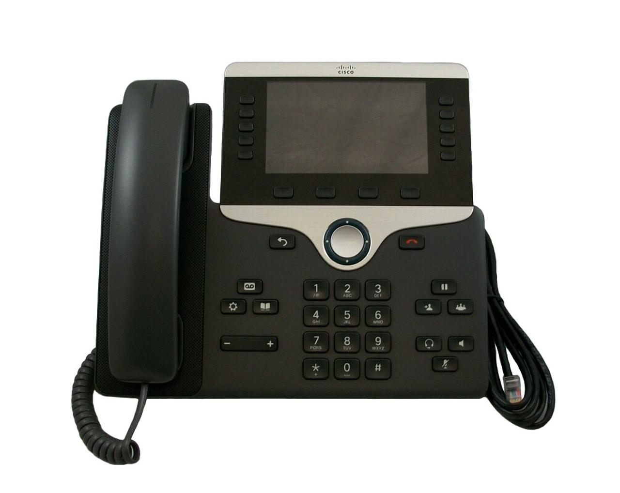 Cisco 8841 5-Line Gigabit Color IP Phone CP-8841-K9