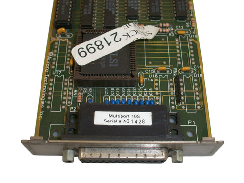Aurora 10S Single Centronics Parallel Card
