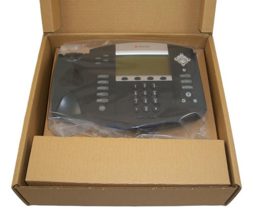 Polycom SoundPoint IP 560 New In Box - PoE 2200-12560-025