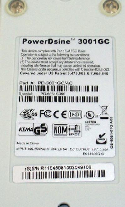 ShoreTel PowerDsine 3001 PD-3001GC/AC