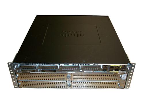 Cisco CISCO3925/K9 Router w/ C3900-SPE100/K9 UC License