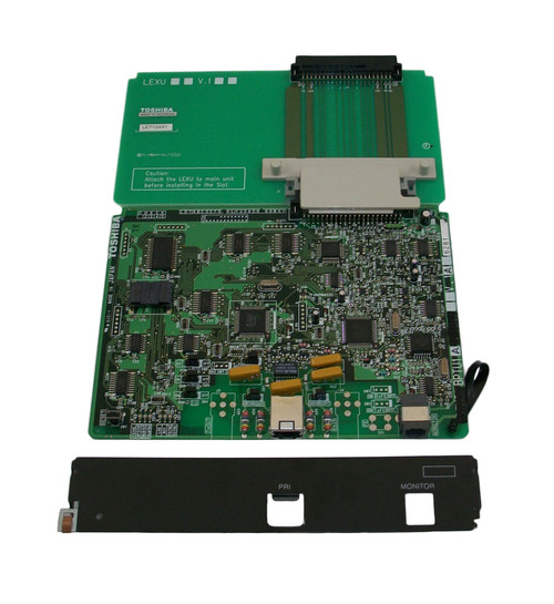 Toshiba CIX 200 24 Channel PRI T1 Trunk Expansion Card BPTU1A
