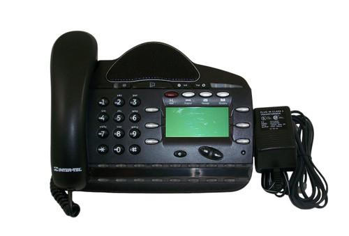Mitel 4120 Phone 51012940 w/ Power Adapter