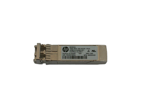 HP 16GB SFP+ SW Transceiver QW923A 680536-001