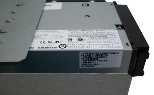 Sun StorageTek LTO4 IBM 4GB FC Tape Drive in Tray 419888002