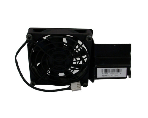 HP 577421-001 573286-001 Liquid Cooling Fan Assembly