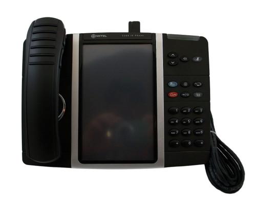 MITEL 5360 IP Phone 50005991 w/ Cordless Handset & Accessories Module 50005711