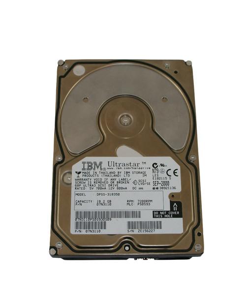 IBM 07N3110 18.3GB 7200RPM