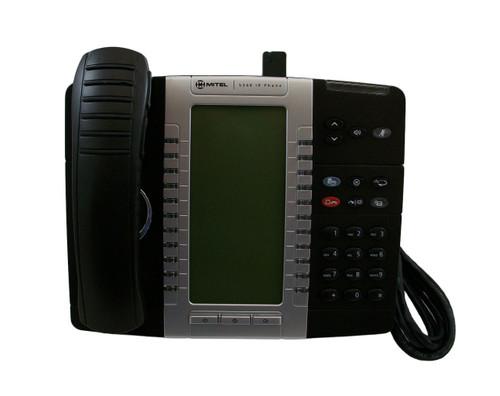 Mitel 5340 IP Phone 50005071 w/ Cordless Handset & Accessories Module 50005711