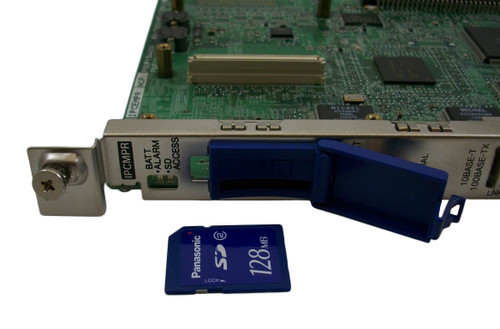 Panasonic IPCMPR KX-TDE0101 MPR Card for TDA Enhancement