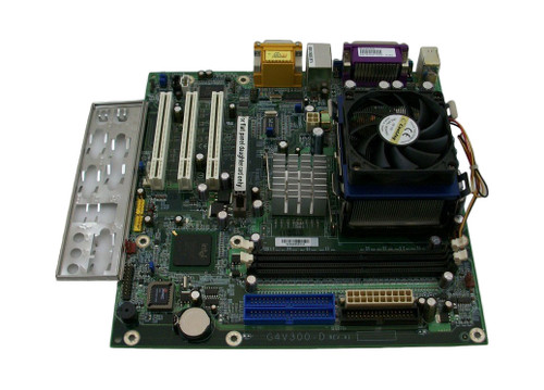 Itox Micro ATX Motherboard G4V300-D