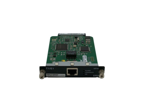 Juniper Networks SRX-MP-1T1E1