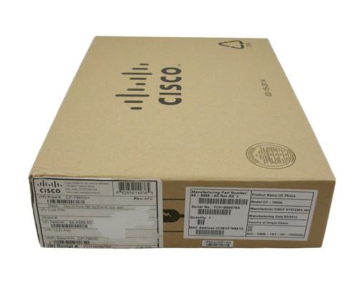Cisco CP-7965G 6- Line Color Display IP Phone - Original Box