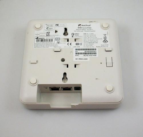 Ruckus ZoneFlex R500 Wireless AP 901-R500-US00