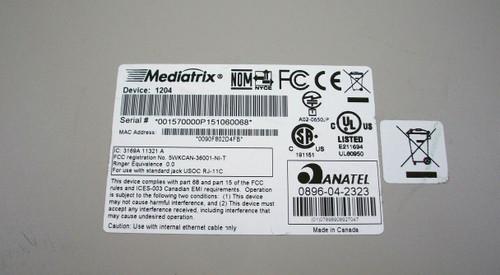 Mediatrix 1204